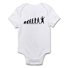 Tennis Man Infant Bodysuit