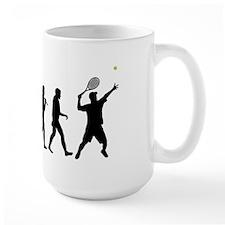 Tennis Man Mug