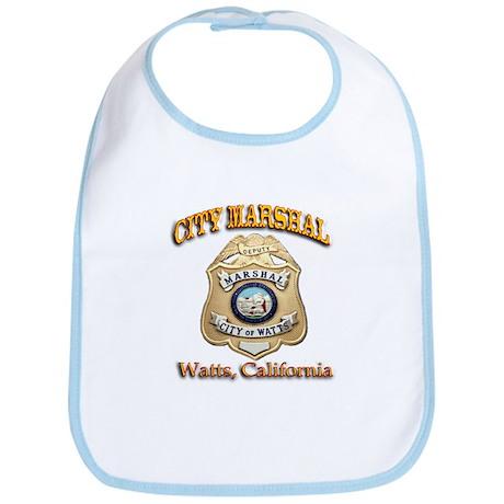 Watts City Marshal Bib