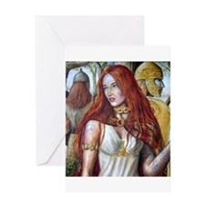 Boudica Greeting Card