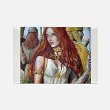 Boudica Rectangle Magnet