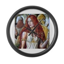 Boudica Large Wall Clock