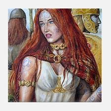 Boudica Tile Coaster