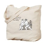 True Calling Tote Bag