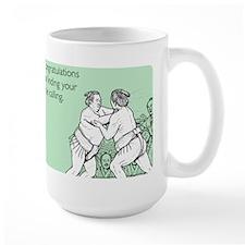 True Calling Large Mug