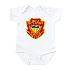 Ohio Park Ranger Infant Bodysuit