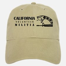 California Militia Baseball Baseball Cap