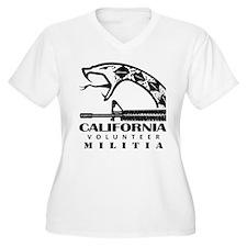 California Militia T-Shirt