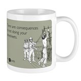 Office humor Small Mugs (11 oz)