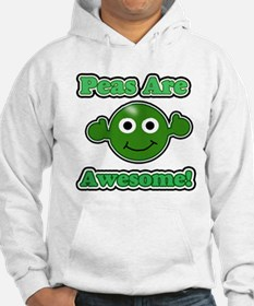 Peas are Awesome 2 Hoodie