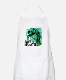 Save the Manatees Apron