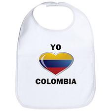 YO AMO COLOMBIA Bib