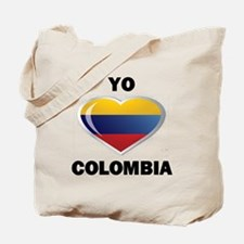 YO AMO COLOMBIA Tote Bag
