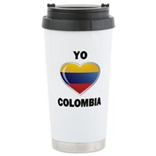 YO AMO COLOMBIA Travel Mug