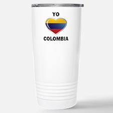 YO AMO COLOMBIA Travel Mug