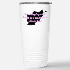 love/hate afgan Travel Mug