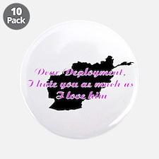 "love/hate afgan 3.5"" Button (10 pack)"