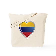 CORAZON COLOMBIA Tote Bag