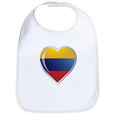 CORAZON COLOMBIA Bib
