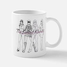Silent Ranks Logo Mug
