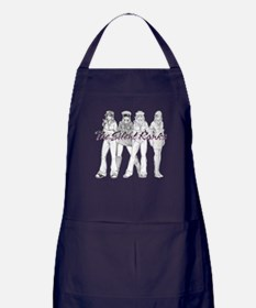 Silent Ranks Logo Apron (dark)