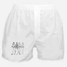 Silent Ranks Logo Boxer Shorts