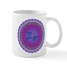 E8 Lie Blue Mug