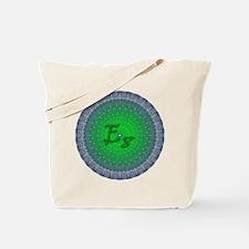 E8 Lie Green Tote Bag