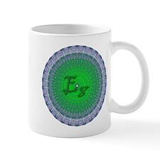 E8 Lie Green Mug
