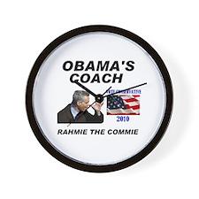 RAHMIE THE COMMIE Wall Clock
