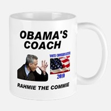 RAHMIE THE COMMIE Mug