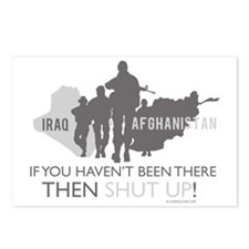 Iraq - Afghanistan Postcards (Package of 8)