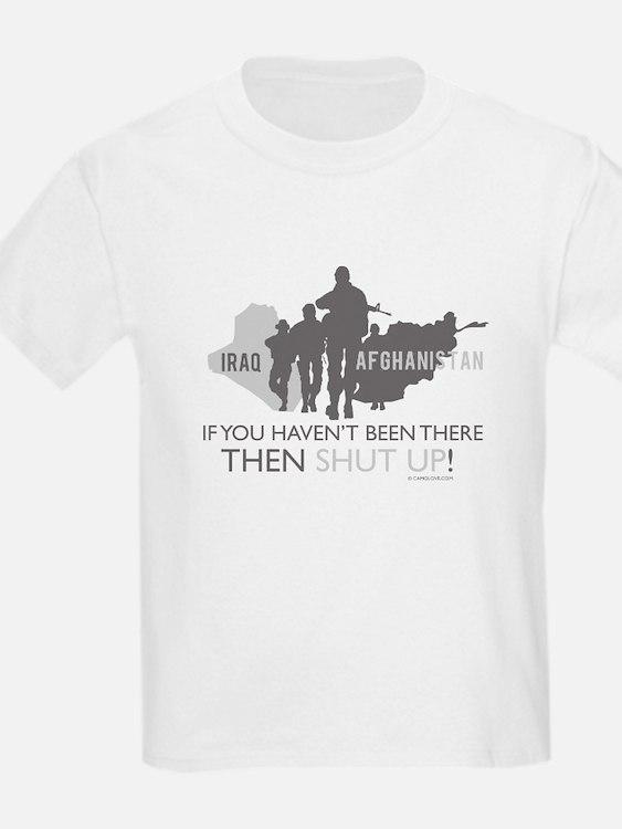 Iraq - Afghanistan T-Shirt