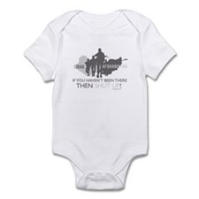 Iraq - Afghanistan Infant Bodysuit