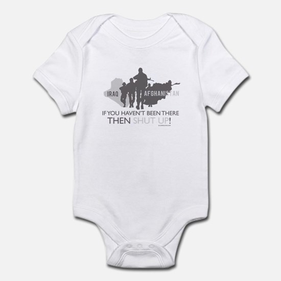 Iraq - Afghanistan Infant Bodysuit
