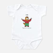 Tyrant-o-saurus Infant Bodysuit