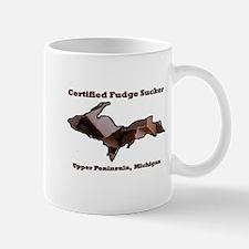 Unique Michigan fudge Mug