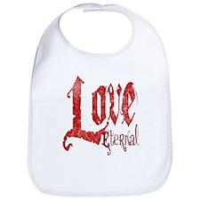 Love Eternal Bib