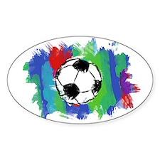 Soccer Fan Decal