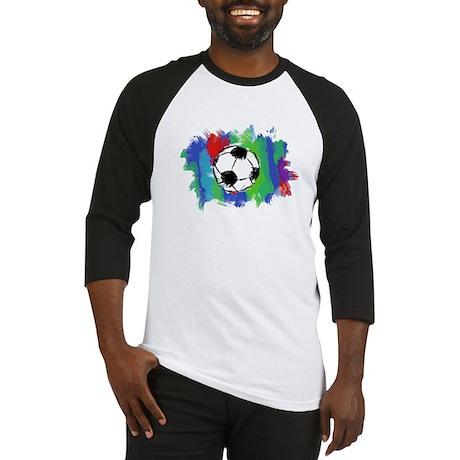 Soccer Fan Baseball Jersey