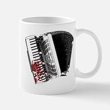 Bloody Accordion Coffee Mug