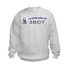 1st Bn 505th ABN Sweatshirt
