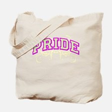 Pride Flourish Tote Bag