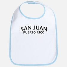 San Juan Puerto Rico Bib