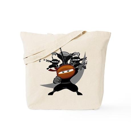 Ninja Barista Freestyle Tote Bag