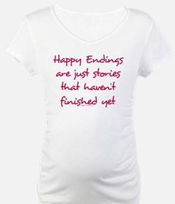 Happy Endings Finished Shirt