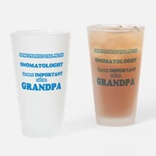 Some call me an Onomatologist, the Drinking Glass