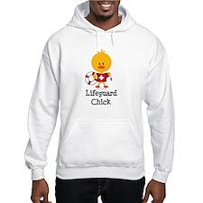 Lifeguard Chick Jumper Hoody
