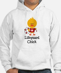 Lifeguard Chick Jumper Hoody