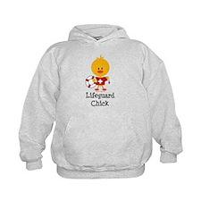 Lifeguard Chick Hoody